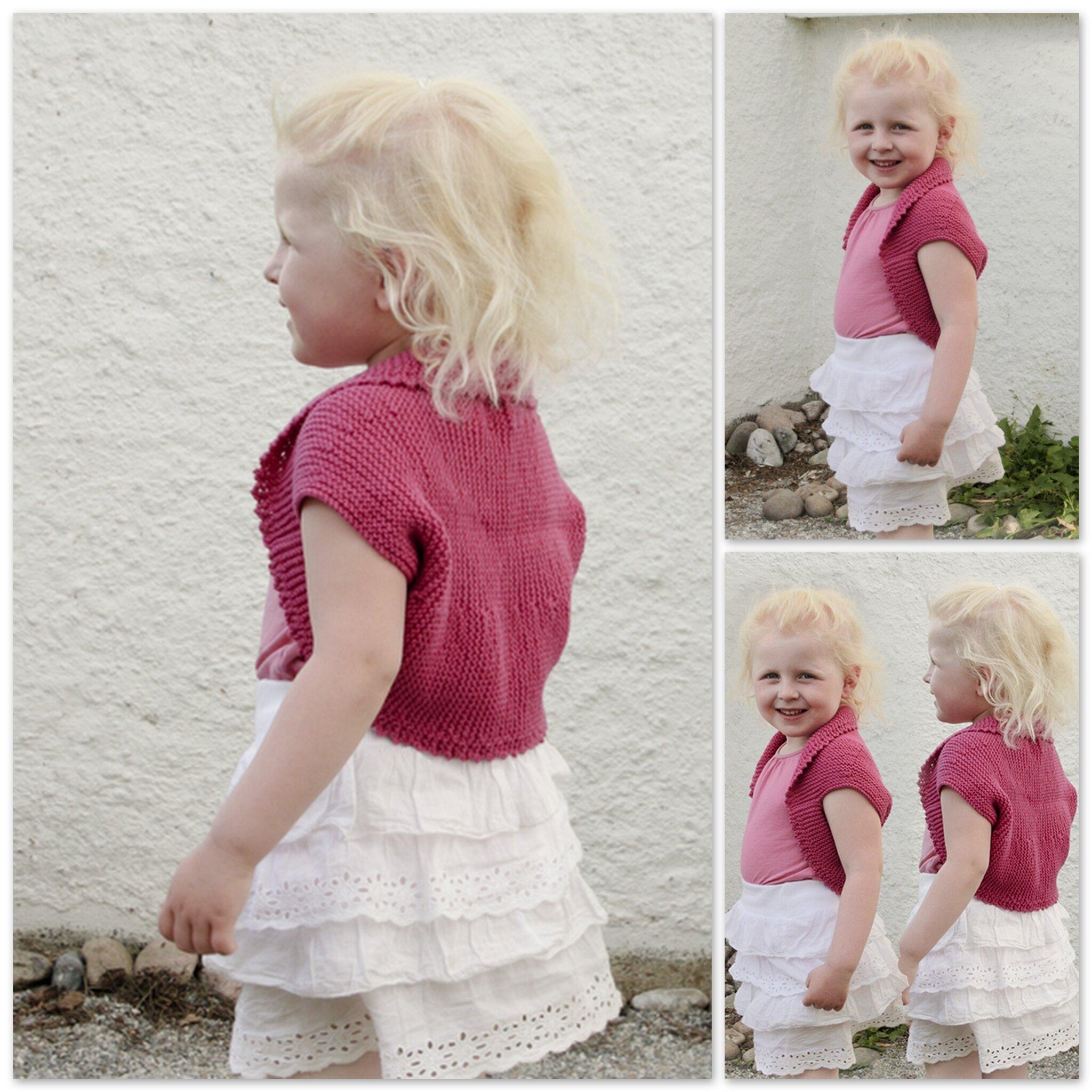Vous cherchez un modèle de tricot pour vos enfants?