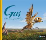 Gus petit oiseau grand voyage couv