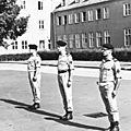 46°RI 2°Cie Passation Commandement Juillet 1975