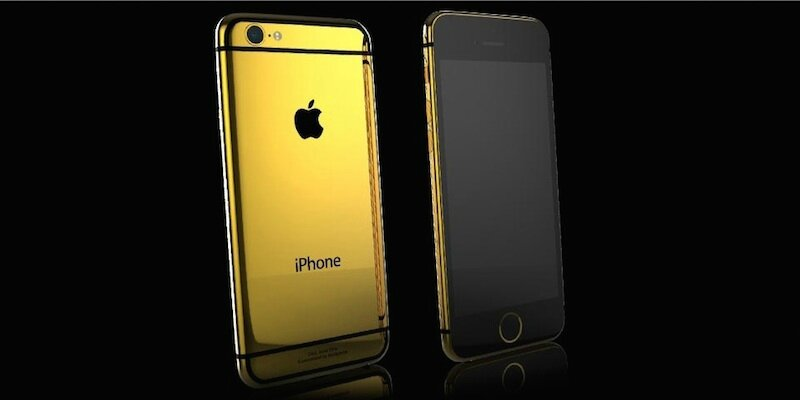 spootnik goldgenie iPhone 6 edition or 2