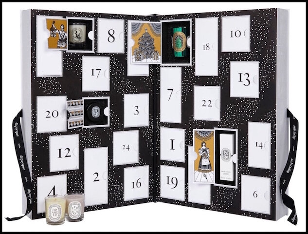 diptyque calendrier avent 2