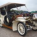ADLER 18-35 double phaéton carrosserie été 1909 Schwetzingen (1)