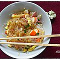 Salade vietnamienne duo