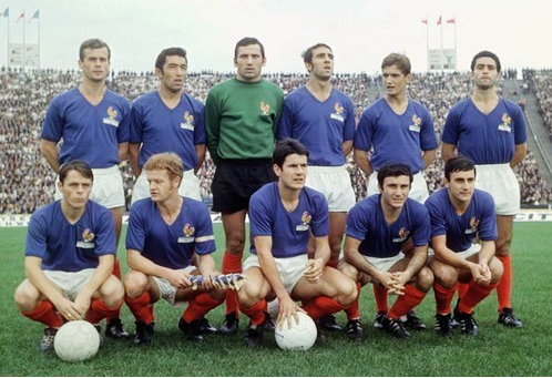 1966 07 20 Equipe France Angleterre 1966 R