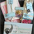 Swap d'avril chez little scrap