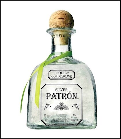 patron tequila silver 2