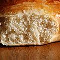 Une baguette viennoise comme à la boulangerie.