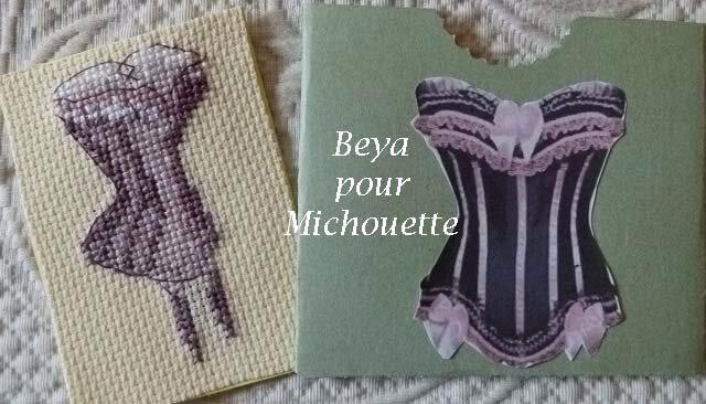 Beya pour Michouette