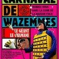 Affiche carnaval 2005
