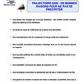Tract trajectoire gdd