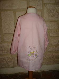 blouse fille fée clochette (4)
