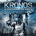 Film de science-fiction : observez kronos en mode destruction !