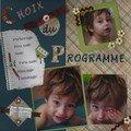 choix du programme.2006