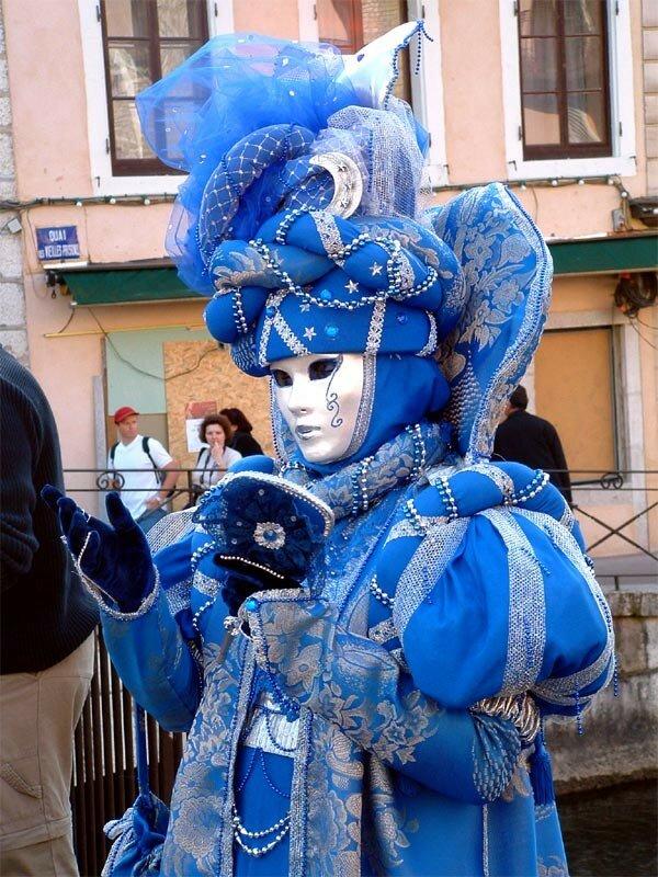 Carnaval Vénitien d'Annecy organisé par ARIA Association Rencontres Italie-Annecy (46)