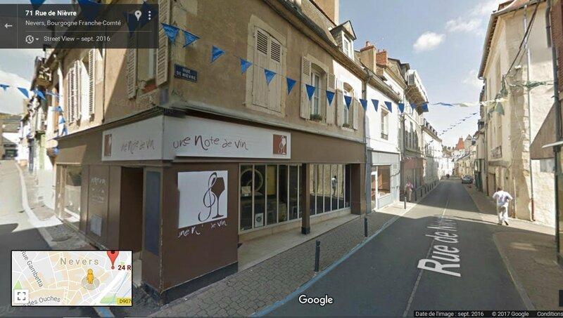 rue de nièvre
