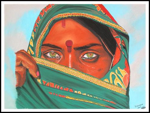 regard du Rajastan