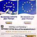 Avec newropeans, pour une démocratie européenne