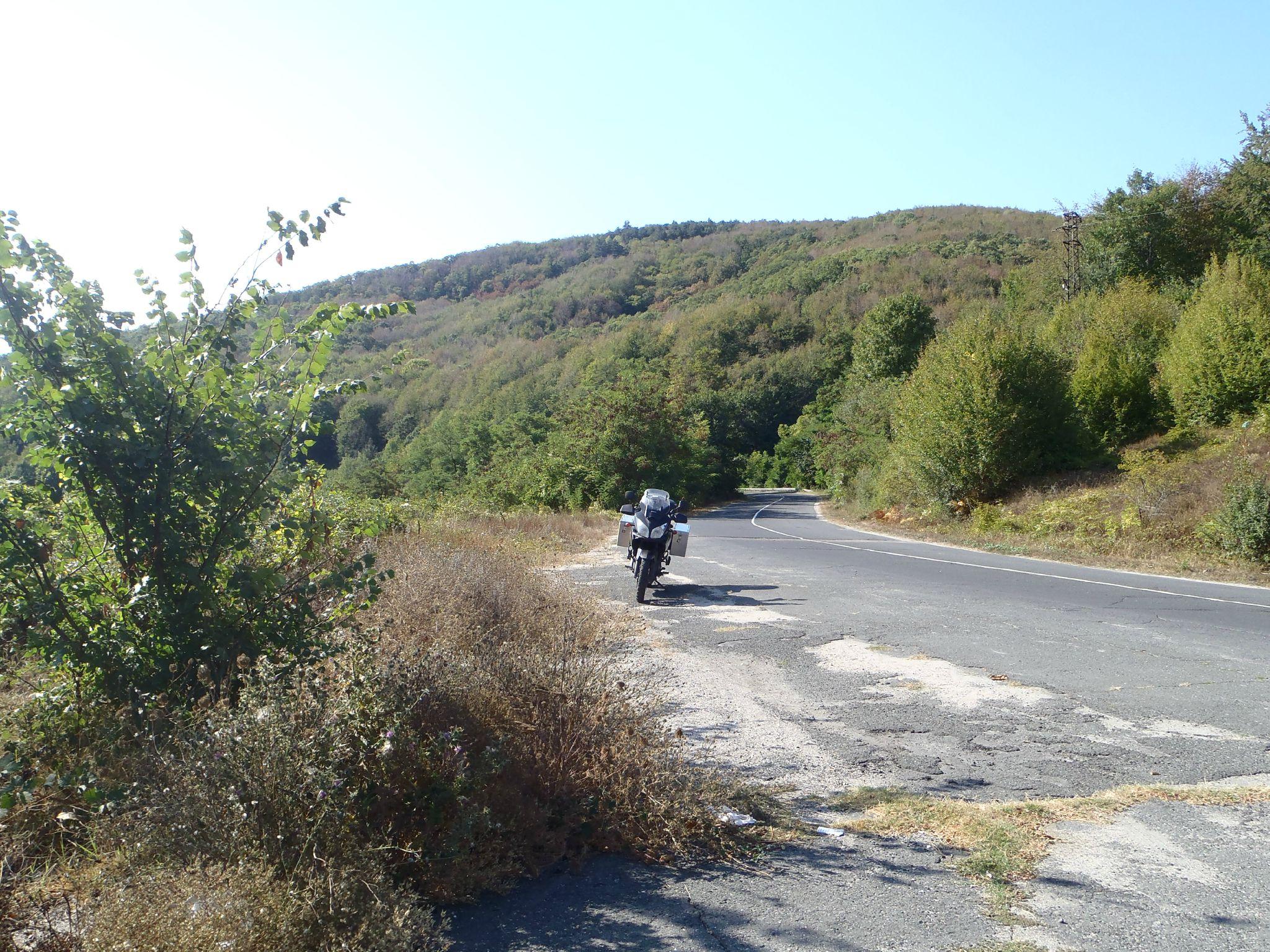 bulgarie etat du reseau routier