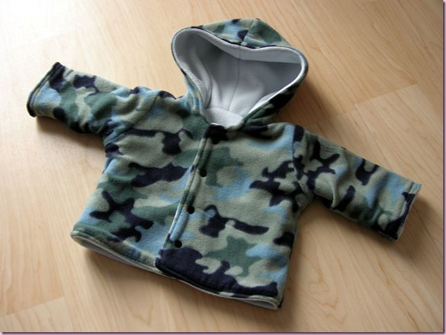 Blouson camouflage 1