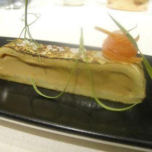 La Sucursal Dorayaki de foie J&W