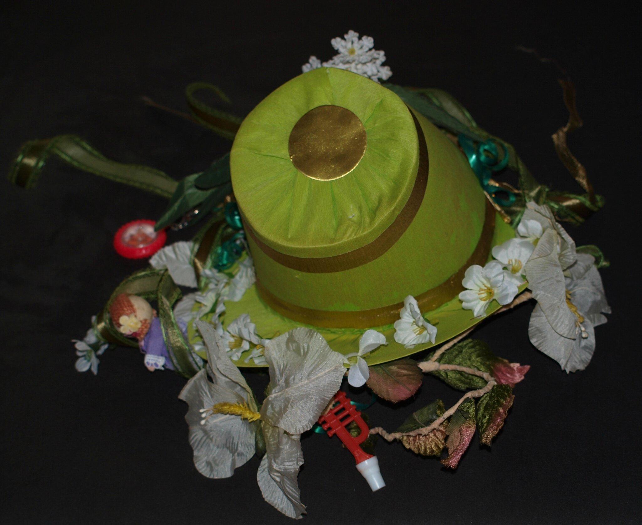 magasin discount vêtements de sport de performance modélisation durable Chapeau de Catherinette - Dans Ma Bonjotte