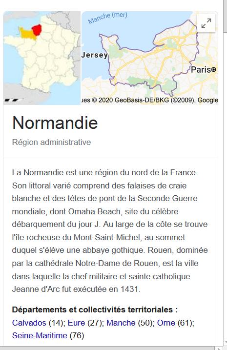 Normandiegogole