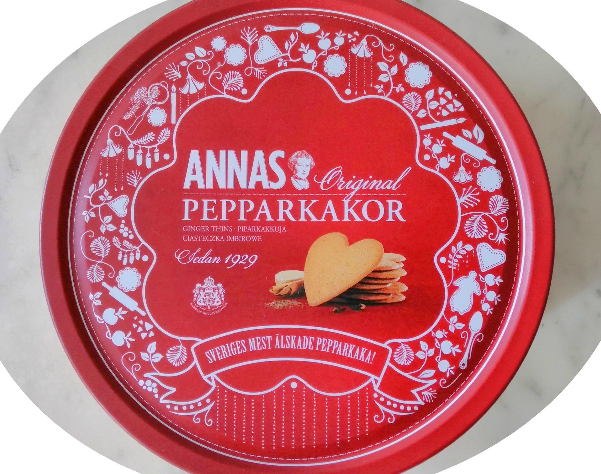 2ème dimanche de l'Avent en Suède avec les pepparkakor