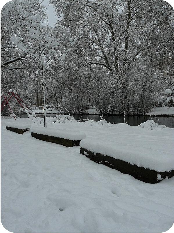 Quartier Drouot - Photo neige 9