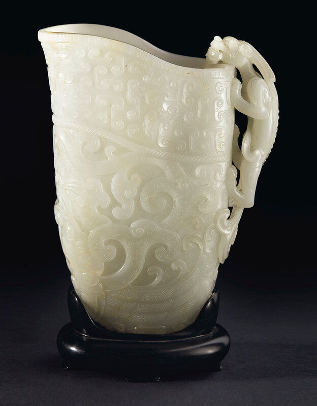 2019_NYR_17836_0804_000(a_finely_carved_white_jade_archaistic_rhyton_china_qing_dynasty_17th-1)
