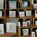Profusions de cartes cadeaux...