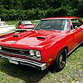 Dodge coronet r/t 440 hardtop coupe-1969