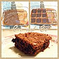 Brownie aux After Eight