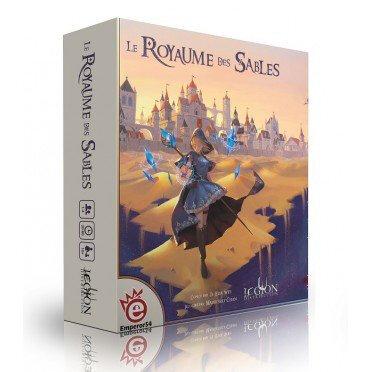 Boutique jeux de société - Pontivy - morbihan - ludis factory - Royaume des sables