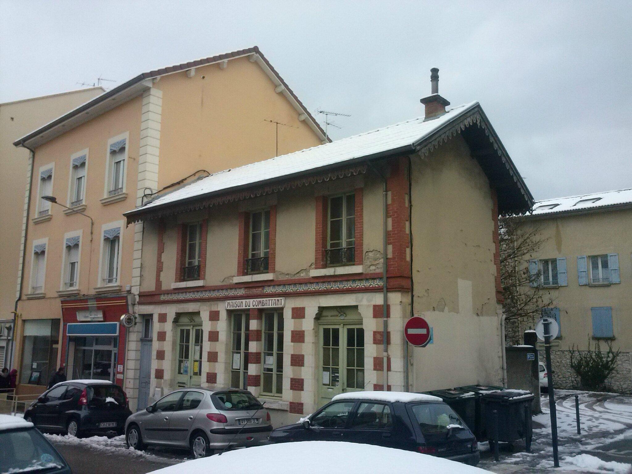 Voiron-Ville (Isère)