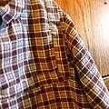 Un peu de chaleur avec une chemise tendance en flanelle