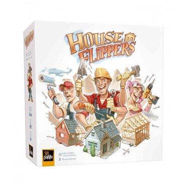 Boutique jeux de société - Pontivy - morbihan - ludis factory - House flippers