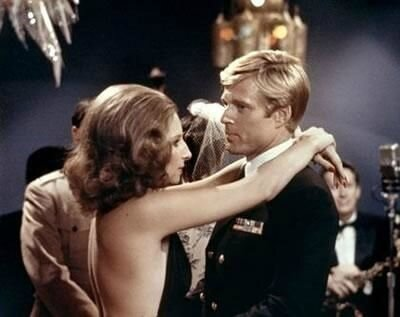 BS and robert redford
