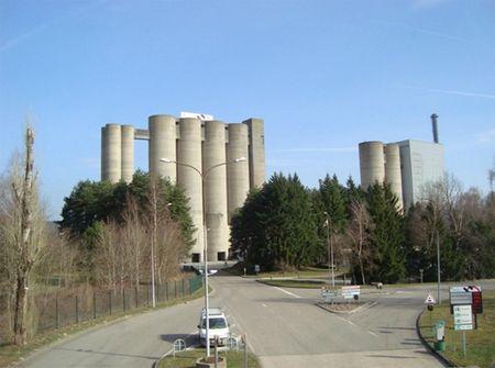 Rochefort-sur-Nenon Holcim