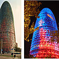 Tour glories - barcelone