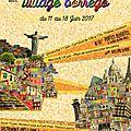 semaine village borrego couleurs brazil 2017