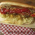 Hot-dog hop la