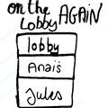 On the lobby again