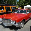 CADILLAC Fleetwood 4door Sedan 1969 Illzach (1)