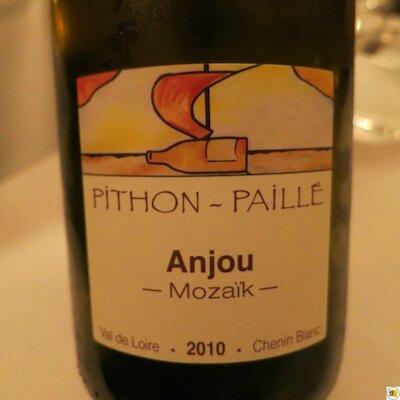 Anjou Pithon-Paillé 2010