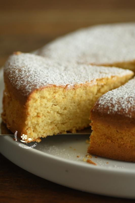 Gâteau très citron & très amande_1