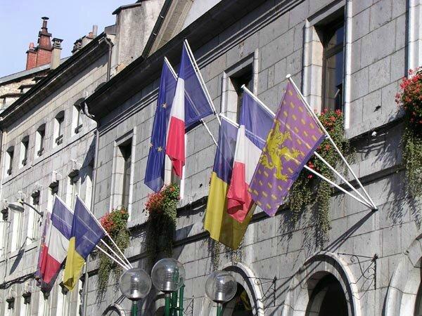 Mairie Saint-Claude (Jura)