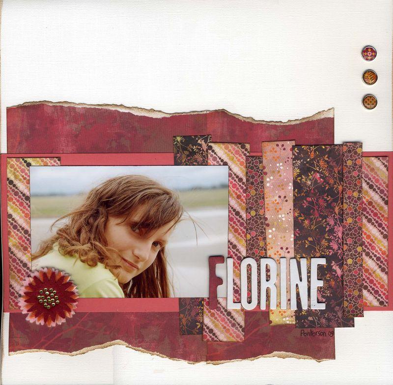 Florine Pontorson x