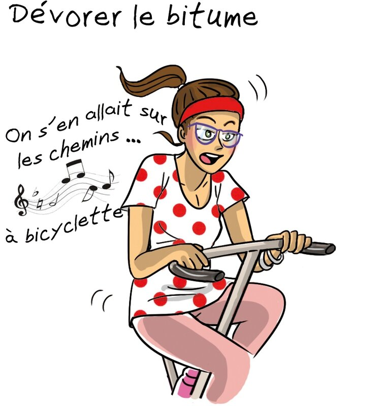 1 vélo