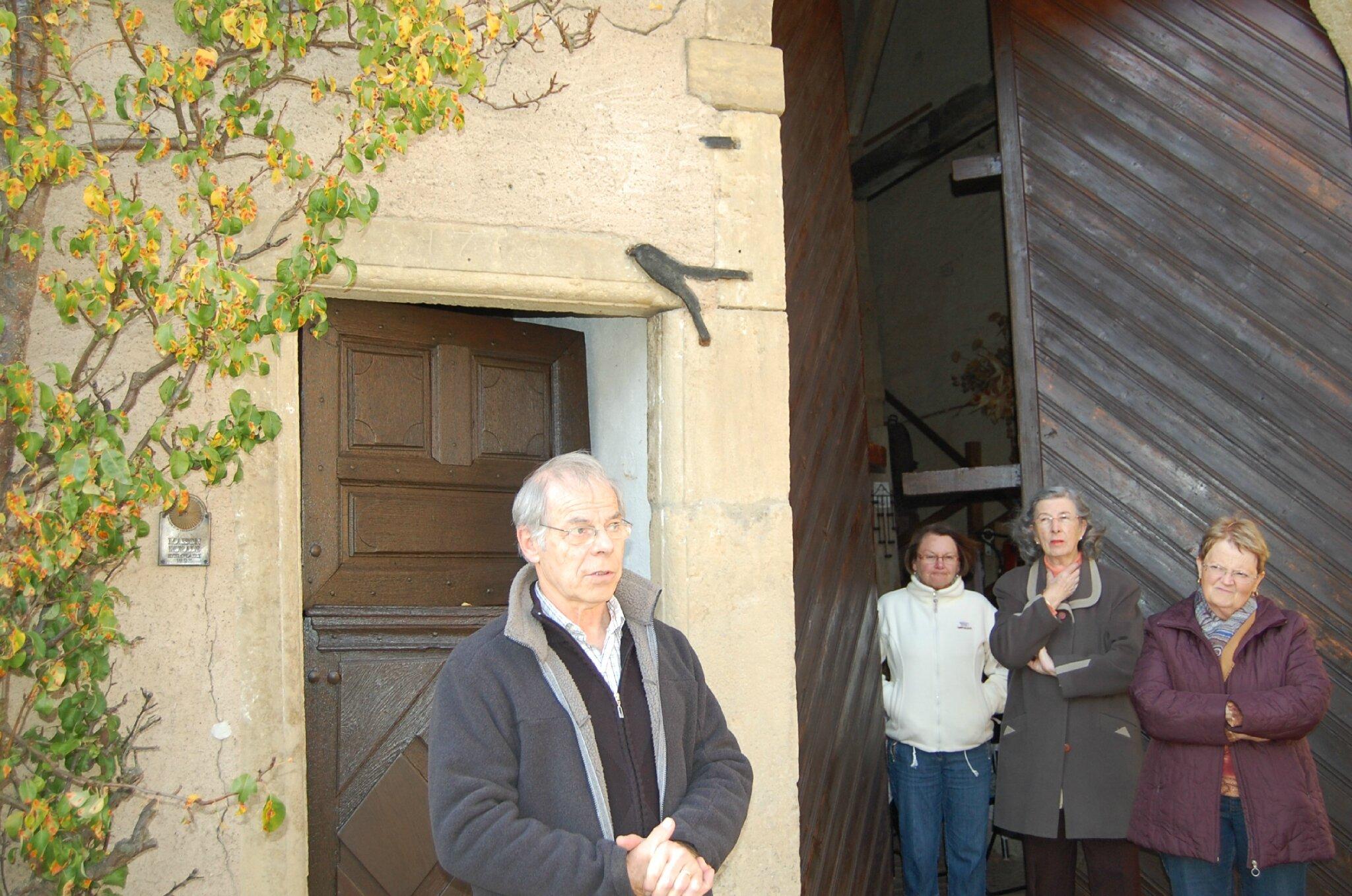 Vieille maison de Gomelange