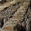Chine : l'armée de qin - voyage virtuel 19